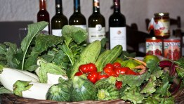 Wine & Vegetables of Santorini