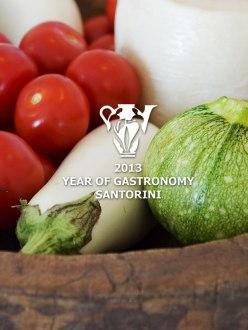 Santorini Year of Gastronomy