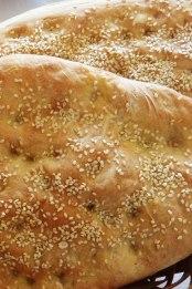 Lagana Flat Bread