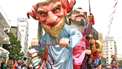 Limassol Carnival - Cyprus