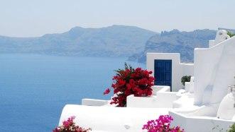 Santorini Cycladic Architecture