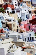 Colours of Oia