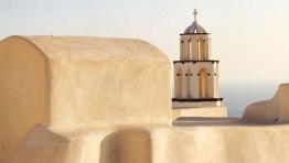 Beautiful Pyrgos architecture