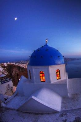 Beautiful Church in Imerovigli