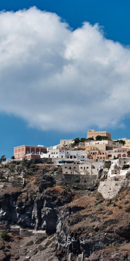 Fira from top to bottom