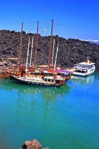 Boat Trips to the Volcano